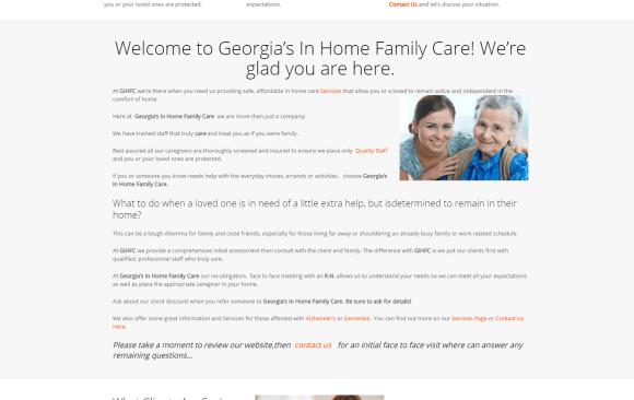 Georgia's Care